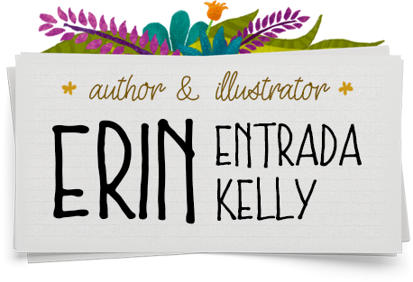 Author and Illustrator, Erin Entrada Kelly